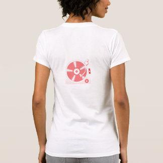 El paño grueso y suave DJ de American Apparel T-shirts