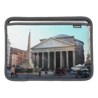 El panteón en Roma, Italia Fundas MacBook