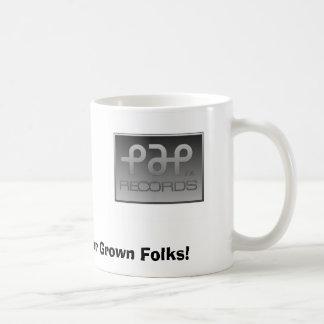 El PAP registra la taza