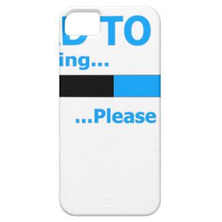 El papá a cargar… espera por favor funda para iPhone SE/5/5s