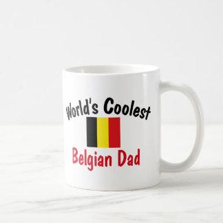 El papá belga más fresco del mundo taza