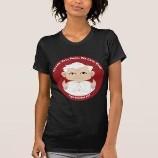 El papa Benedicto XVI Camiseta