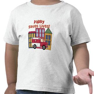 El papá de EMT ahorra vidas Camiseta