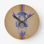 El papá de encargo O diseña el reloj del arte