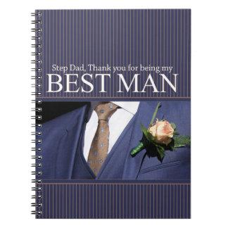 El papá del paso le agradece el mejor hombre - cuadernos