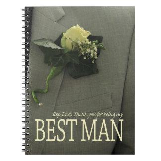 El papá del paso le agradece el mejor hombre - libros de apuntes
