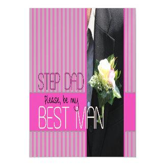 El papá del paso sea por favor el mejor hombre - invitaciones magnéticas