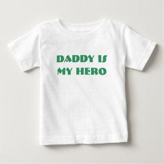 El papá es mi HÉROE Playera