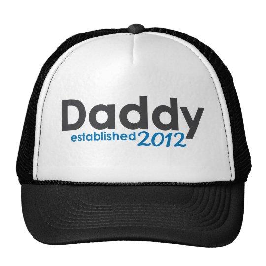 el papá estableció 2012 gorras de camionero