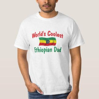 El papá etíope más fresco poleras