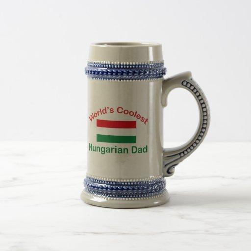 El papá húngaro más fresco taza de café