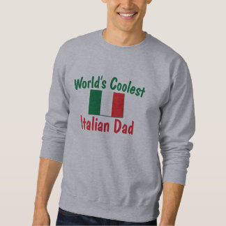 El papá italiano más fresco del mundo sudaderas encapuchadas