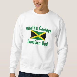 El papá jamaicano más fresco sudadera