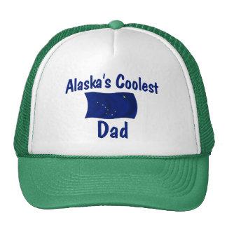 El papá más fresco de Alaska Gorras