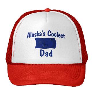 El papá más fresco de Alaska Gorros