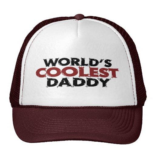 El papá más fresco de los mundos gorras de camionero