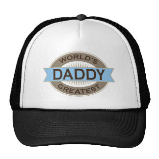 El papá más grande de los mundos gorras de camionero