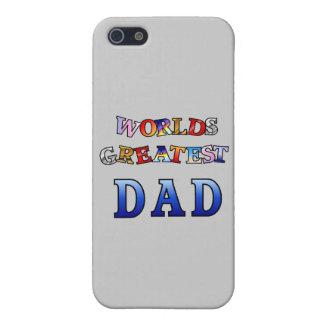 El papá más grande de los mundos iPhone 5 funda