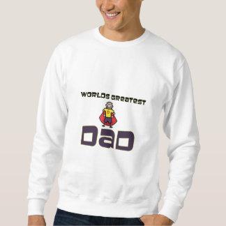 El papá más grande de los mundos suéter