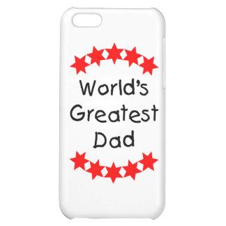 El papá más grande del mundo (estrellas del rojo)