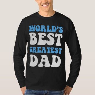El papá más grande del mundo playera
