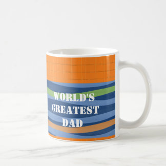 El papá más grande del mundo taza