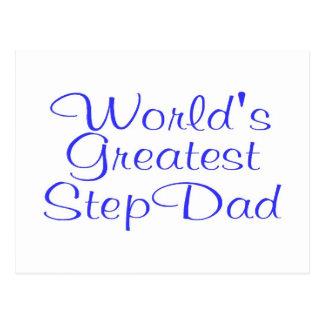 El papá más grande del paso de los mundos postal