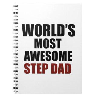 El papá más grande del paso del mundo libretas