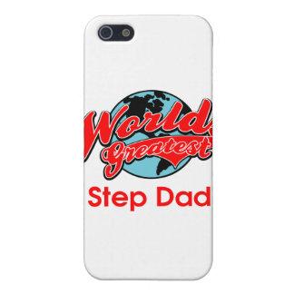 El papá más grande del paso del mundo iPhone 5 protectores