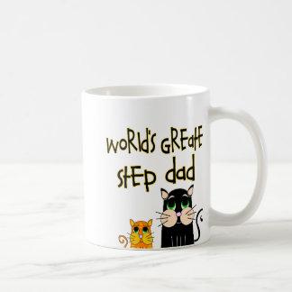 El papá más grande del paso del mundo tazas de café