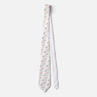 El papá me enseñó a la pesca corbata personalizada