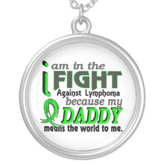 El papá significa el mundo a mí linfoma grímpola
