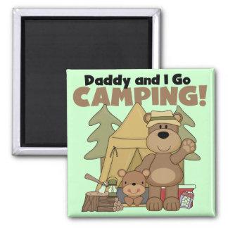 El papá y yo vamos las camisetas y los regalos que iman de frigorífico