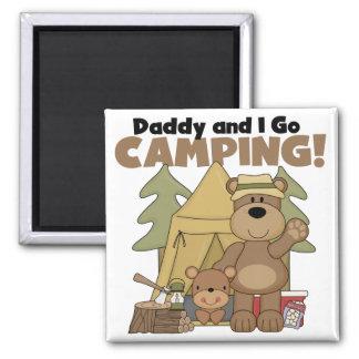 El papá y yo vamos las camisetas y los regalos que imán para frigorifico