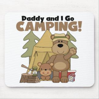 El papá y yo vamos las camisetas y los regalos que tapete de ratón