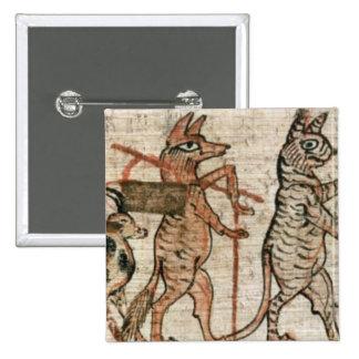 El papiro satírico pin