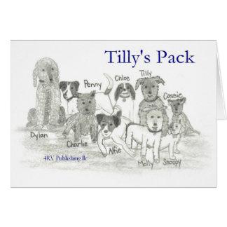 El paquete de Tilly Felicitacion