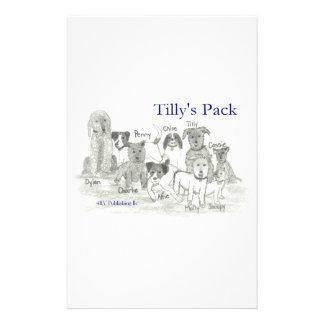 El paquete de Tilly Papeleria De Diseño
