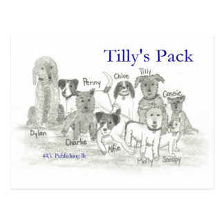 El paquete de Tilly Postales