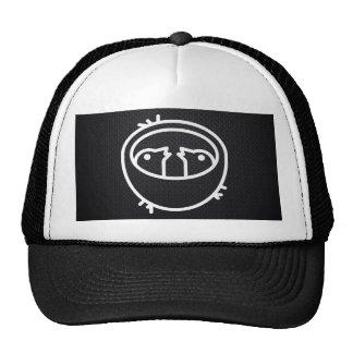 El par pia pictograma gorras