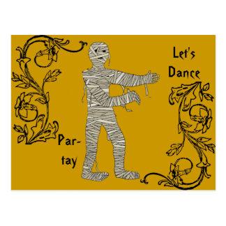 El Par-tay que camina de la momia deja la postal d