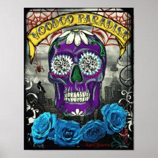 el paradise_3_large del vudú póster