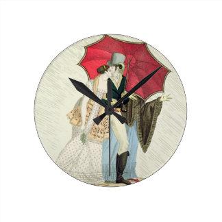 El paraguas complaciente, platea 40 de 'Le Bon Gen Reloj