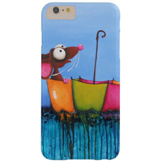 El paraguas flotante funda barely there iPhone 6 plus