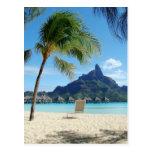 El paraíso existe tarjetas postales