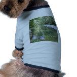 El paraíso puede ser un estado de ánimo camiseta de perro