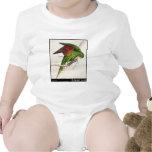 El Parakeet de Maton de Edward Lear Trajes De Bebé