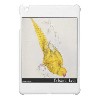 El Parakeet Rosa-Anillado de Edward Lear