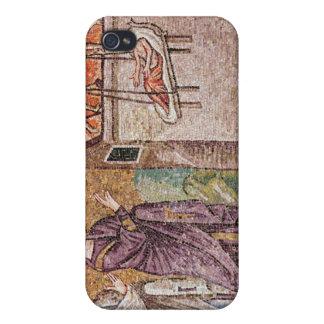 El paralítico de Capharnaum iPhone 4/4S Carcasas