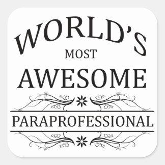El Paraprofessional más impresionante del mundo